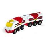 train bois telecommande infrarouge brio 33221000