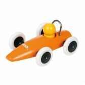 voiture de course orange brio 30077orange