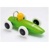 voiture de course verte brio 30077000