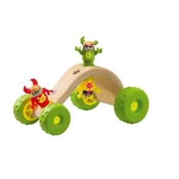 Vehicule bois des virus - Brio 33293000