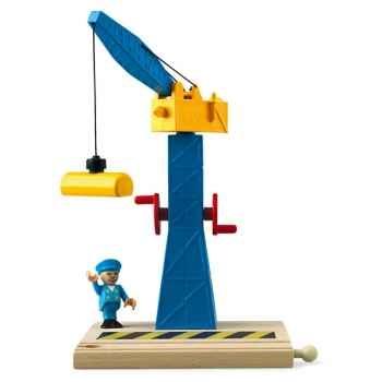 Grue de chantier bois- 33242000