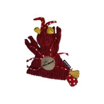 Babies Déglingos - Doudou Molos le homard - D36706