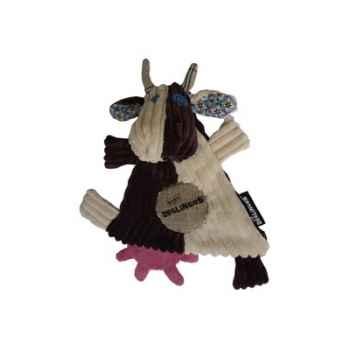 Babies Déglingos - Doudou Milkos la vache - D36707