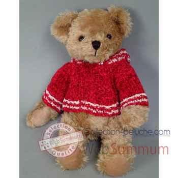 Les Petites Marie-Peluche rétro, ours Lola articulé