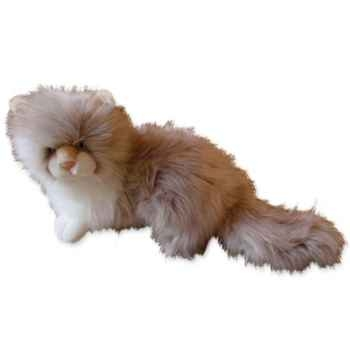 Les Petites Marie - Peluche collection traditionnelle les chats, Chat Flanelle