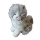 les petites marie peluche collection traditionnelle les chats chat grisou