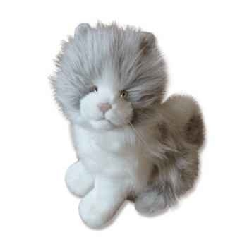 Les Petites Marie - Peluche collection traditionnelle les chats, Chat Grisou