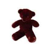 les petites marie collection haptonomique ours chocolat