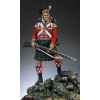 Figurine - 92e  Gordon  Highlanders en 1815 - S7-F4