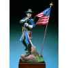 Figurine - Lieutenant Dumbar, 1er lieut. de cavalerie John J. Dumbar - SG-F063