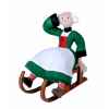Collection becassine figurine becassine en luge Figurine Plastoy 61018