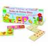 Dominos drôles de petites bêtes - Jouet Vilac 5429