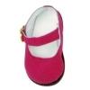 Poupée elea / sophie velvet chaussures rouges-41279 Käthe Kruse