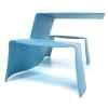 Chaise PicNik Extremis Bleu ciel -PB