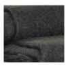 Plaid en mohair Midipy Gris anthracite -mid011