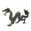 Figurine le dragon chinois vert-60439