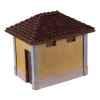 Batiment Resine Jouef WC Gare -hc8019