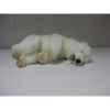 Peluche Anima Ourson polaire dormeur 30cm Anima 5260