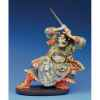 Figurine samouraï - kuniyoshi, suikoden: gyokukirin  - ku01
