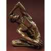 Figurine body talk - man exercising large  - wu74989