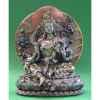 Figurine buddha - green tara  - wu71325