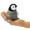 Marionnette Mini bébé pinguin empereur  -2680