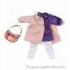 Vêtement st-germain pour poupée 40cm Petitcollin 504016