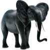 Anima - Peluche éléphant 220 cm -3234