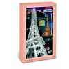 Construction Eitech Tour Eiffel illuminée en coffret Bois 100034