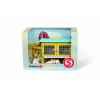 Figurine kit décor lapins animaux schleich 41800