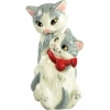 Figurine animaux chats Sel et Poivre 93970